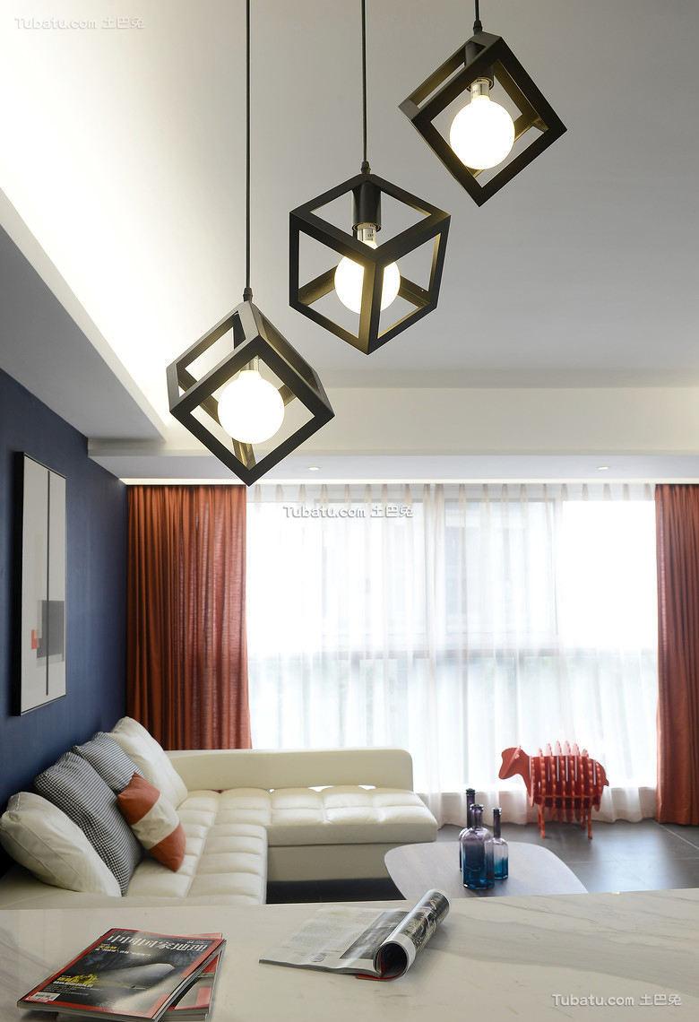 宜家风格家居吊灯设计效果图