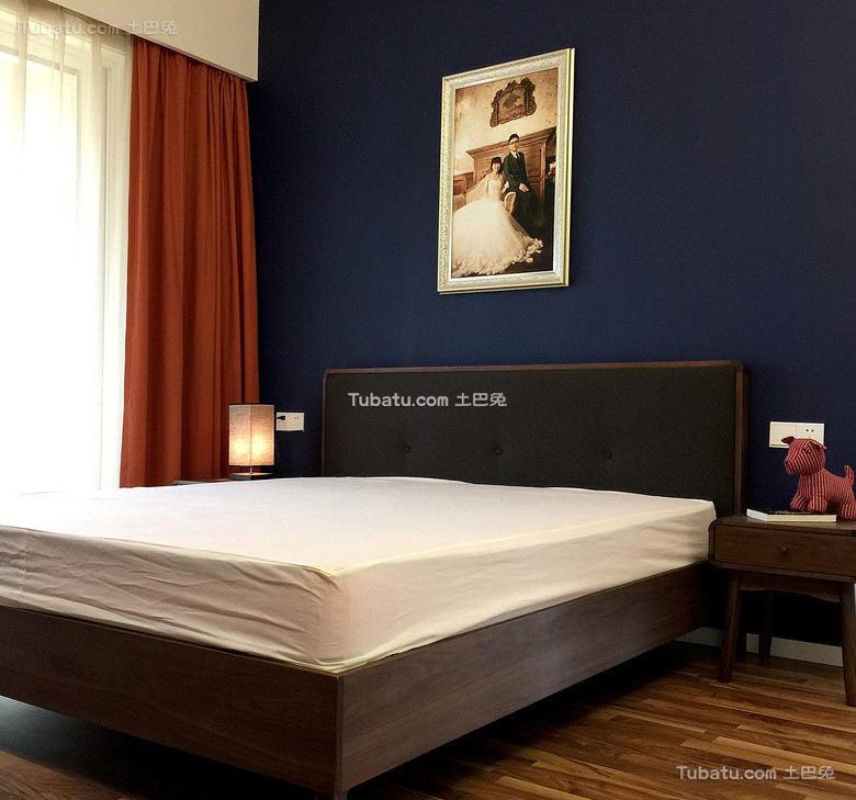 最新宜家风格卧室家居设计效果图欣赏