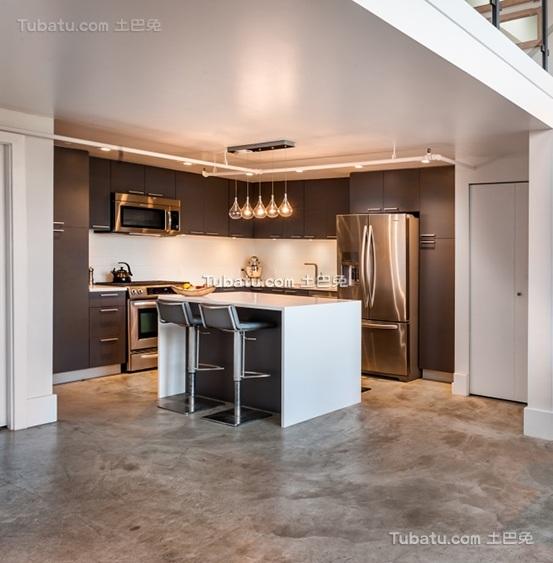 现代厨房设计装修