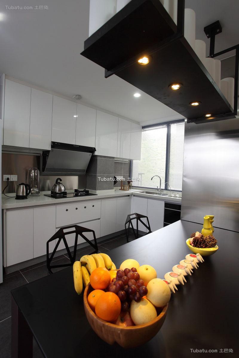 家居时尚厨房橱柜欣赏