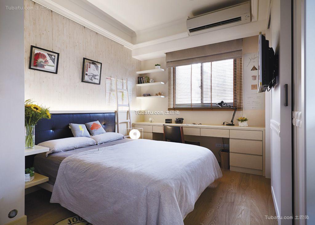家居时尚现代卧室