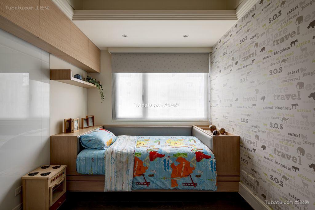 设计室内儿童房欣赏大全2015