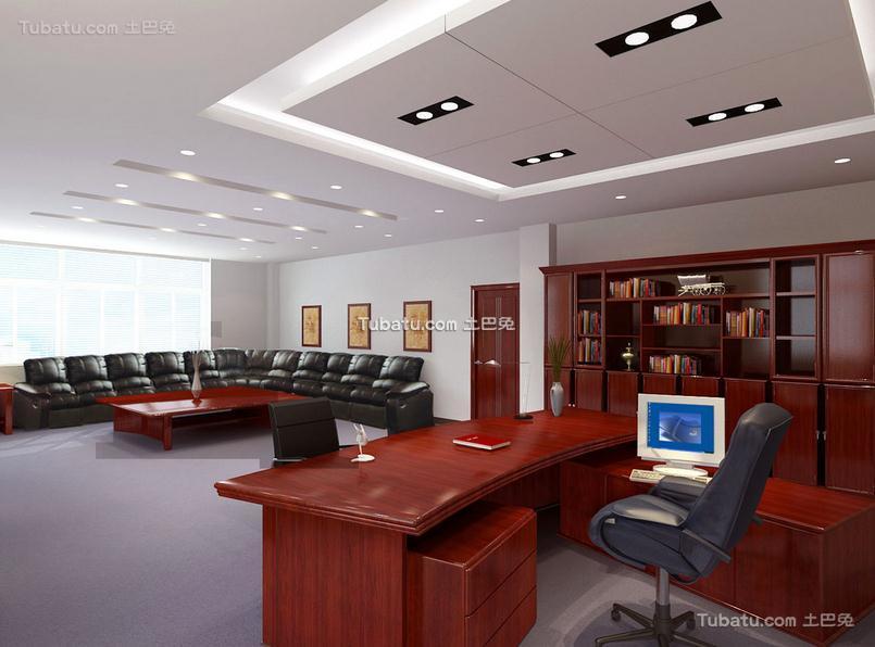 写字楼室内办公室设计效果图片欣赏