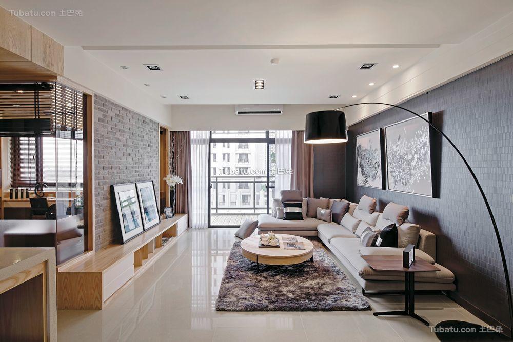 北欧家装设计最新四居欣赏大全