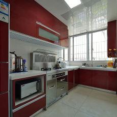 现代厨房设计装饰效果图欣赏