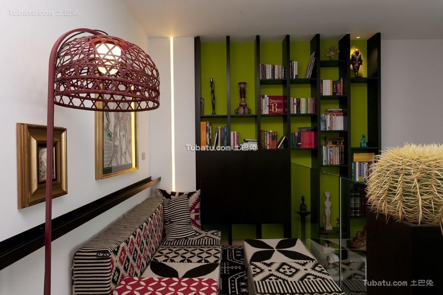 波西米亚风格loft装修设计