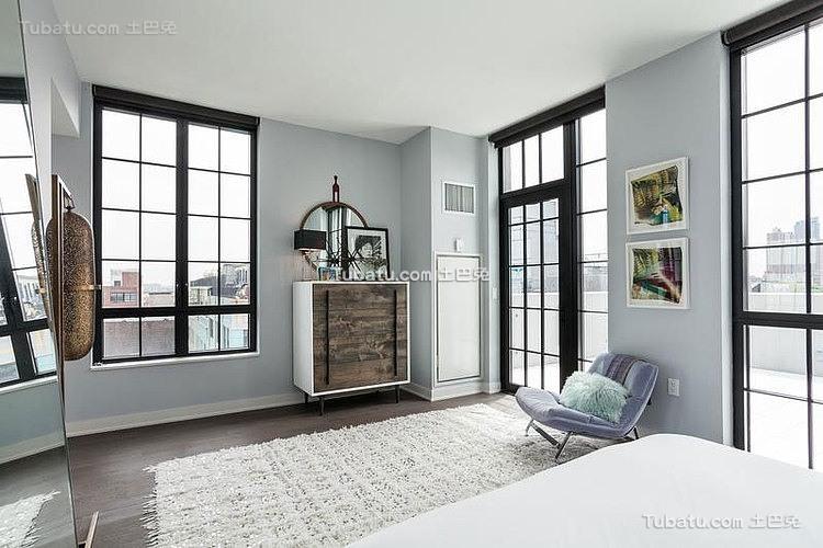 室内设计卧室窗户图大全
