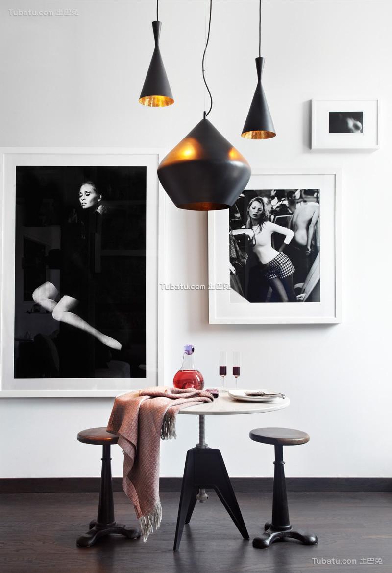 个性时尚的餐厅设计
