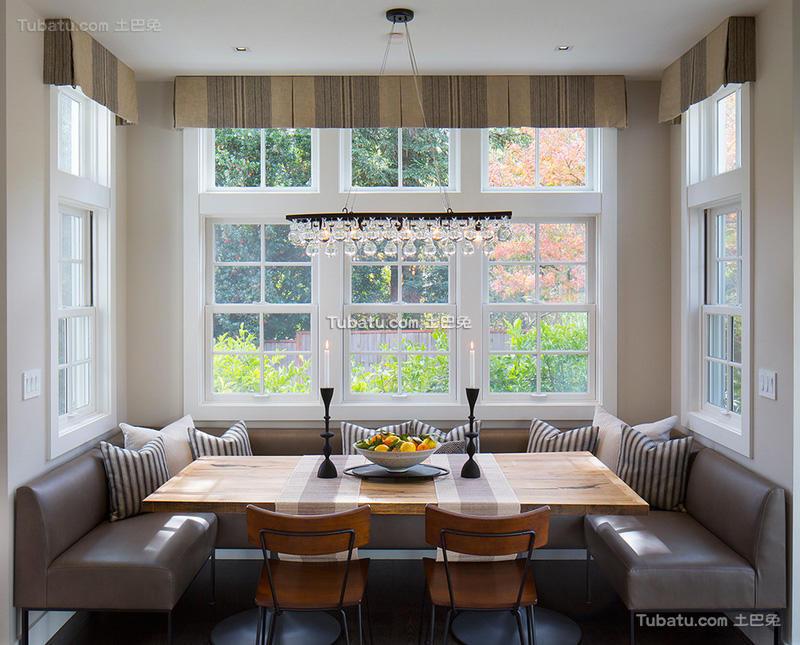 家居装修餐厅欣赏2015