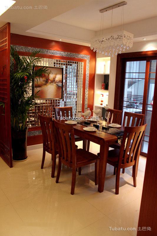 精致新中式餐厅设计