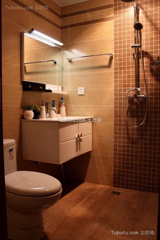 现代卫生间设计装潢