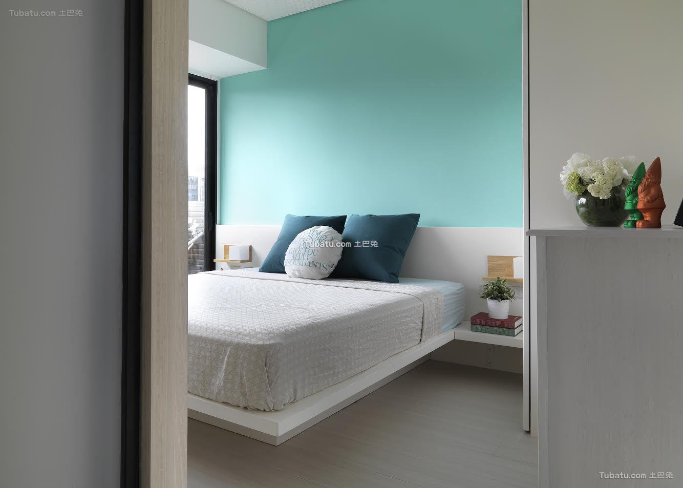 简约家居卧室装饰设计图片