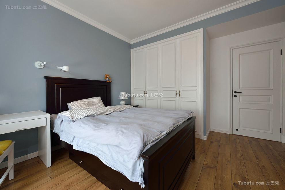 休闲美式卧室设计装潢