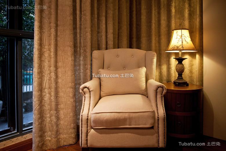 东南亚风格家居沙发设计效果图