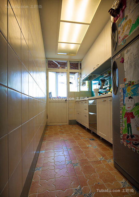 北欧家居厨房室内设计图片