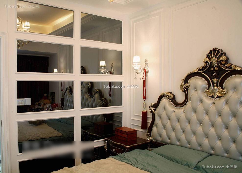豪华简欧风格卧室设计