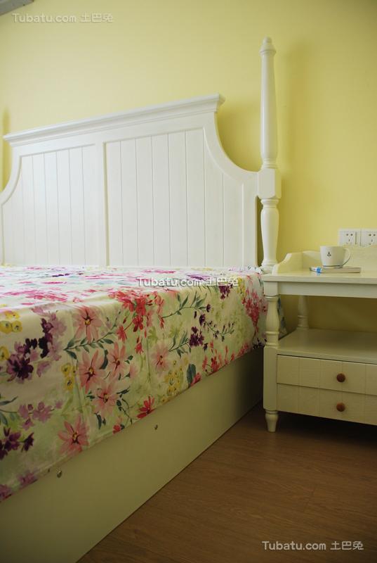 创意地中海卧室设计装修