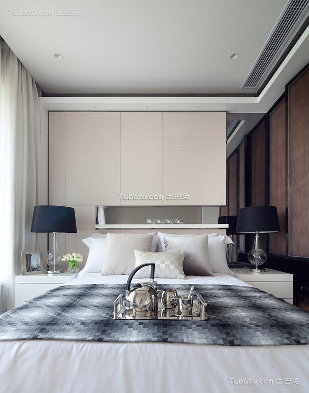 设计卧室床头灯具