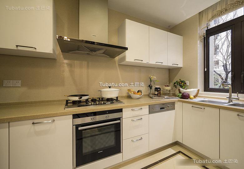 现代欧式高端厨房设计