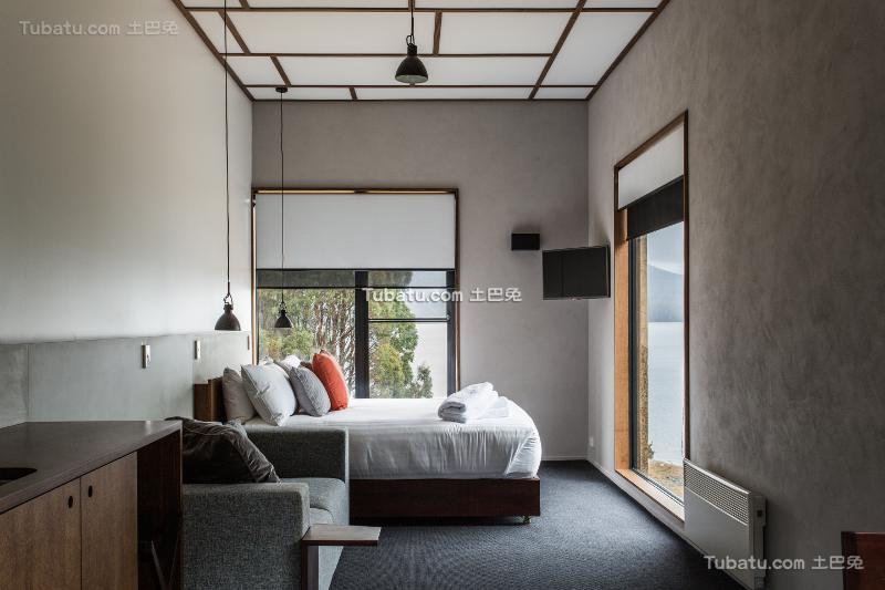 设计室内卧室2015