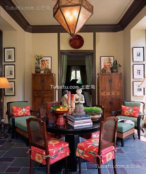 泰国风格住宅设计