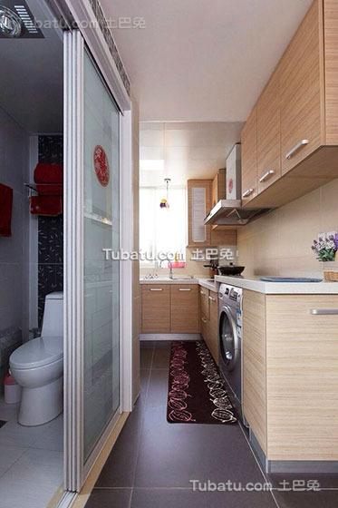 现代厨房空间设计装修