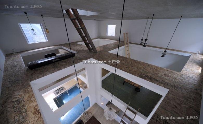 东京非凡创意住宅设计