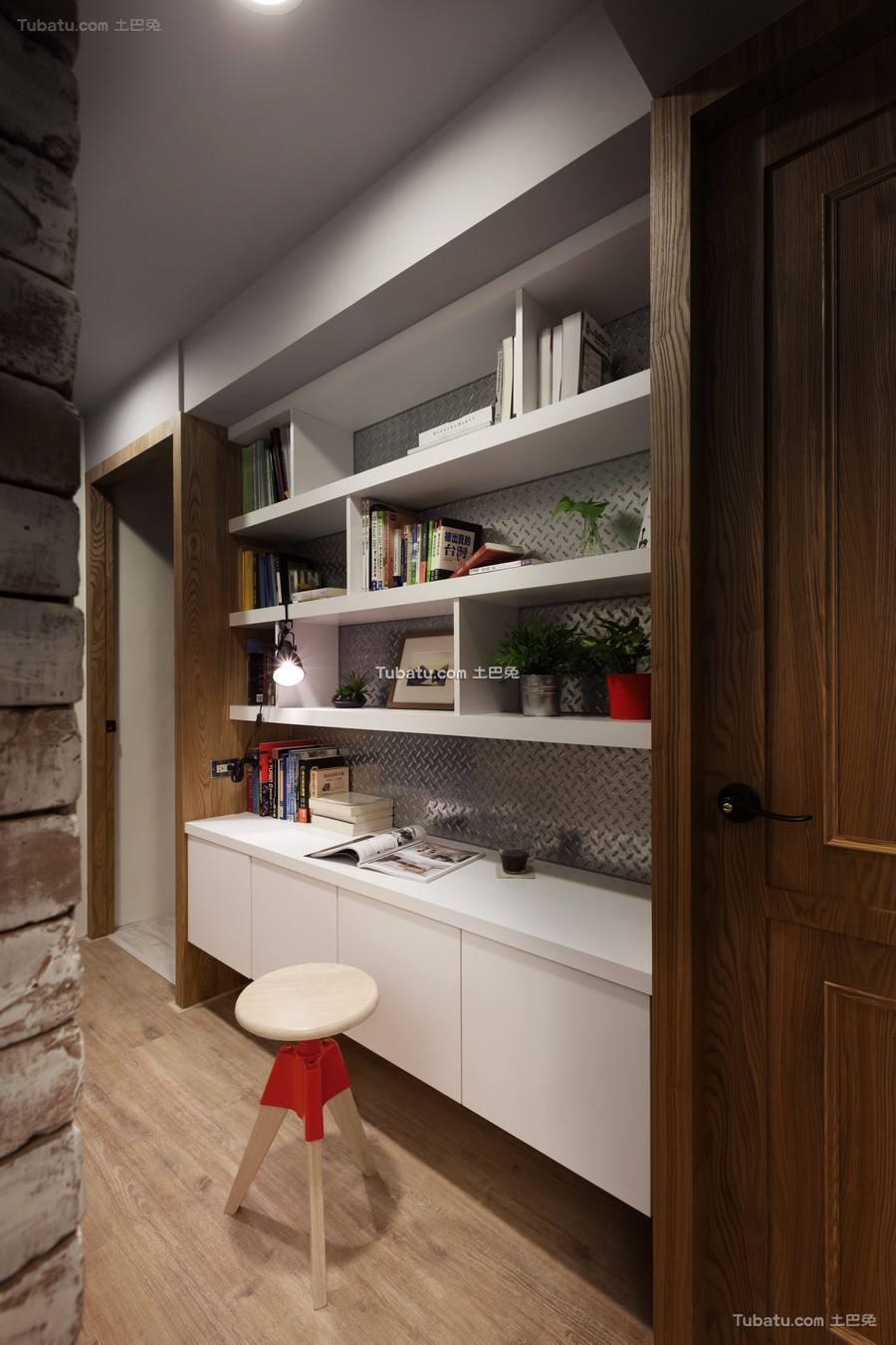 现代书房室内设计效果图片