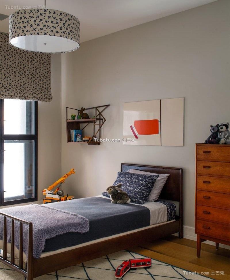 经典单身公寓卧室设计