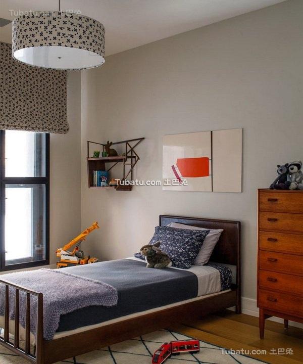 纽约别致经典卧室设计
