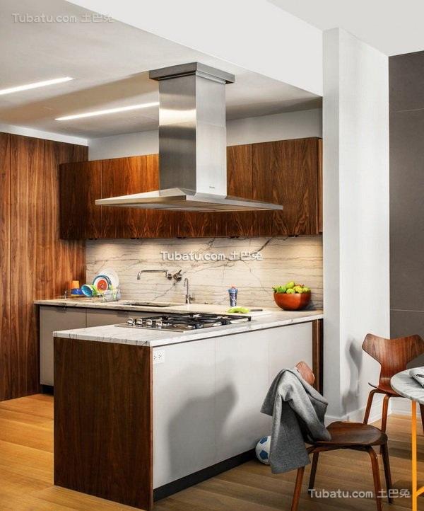 纽约别致经典厨房设计