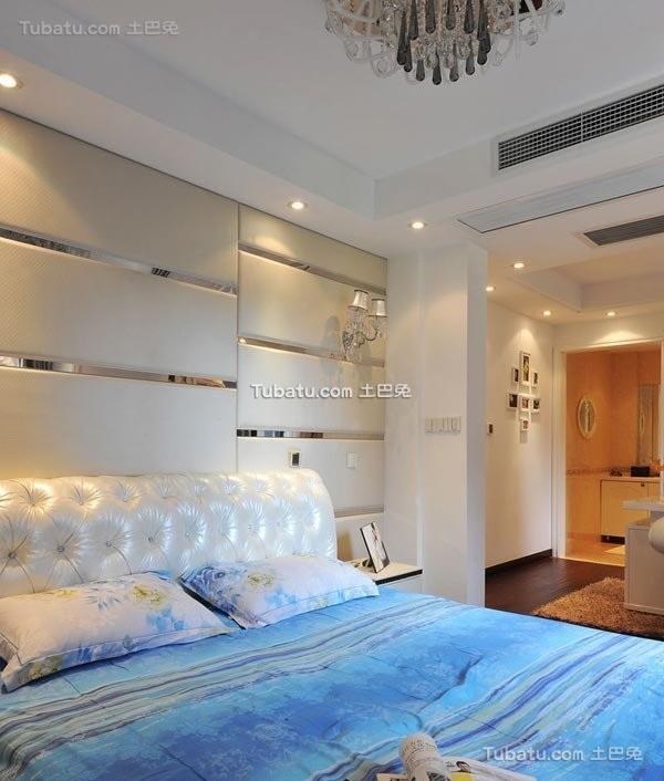 现代时尚潮流卧室设计