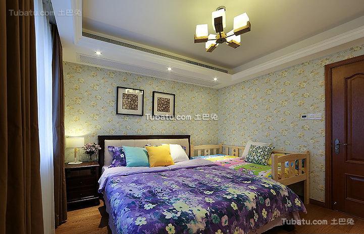 装修设计美式卧室大全