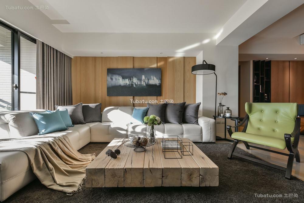 现代设计室内客厅大全