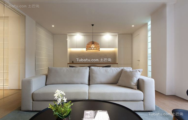现代家居设计客厅大全