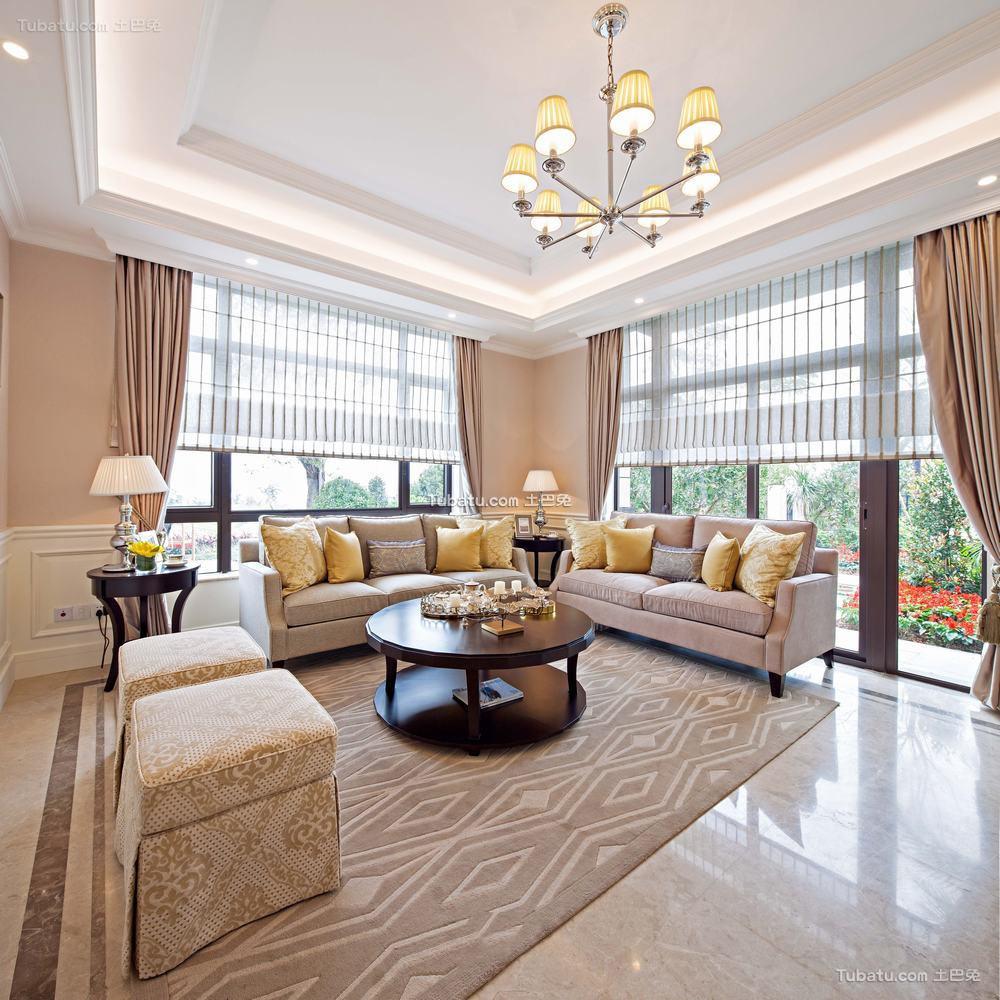 北欧风格140平米四室两厅效果图大全