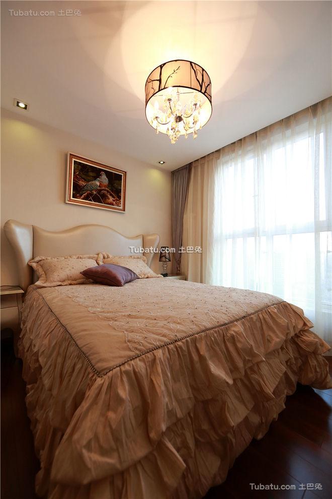 浪漫混搭卧室装修
