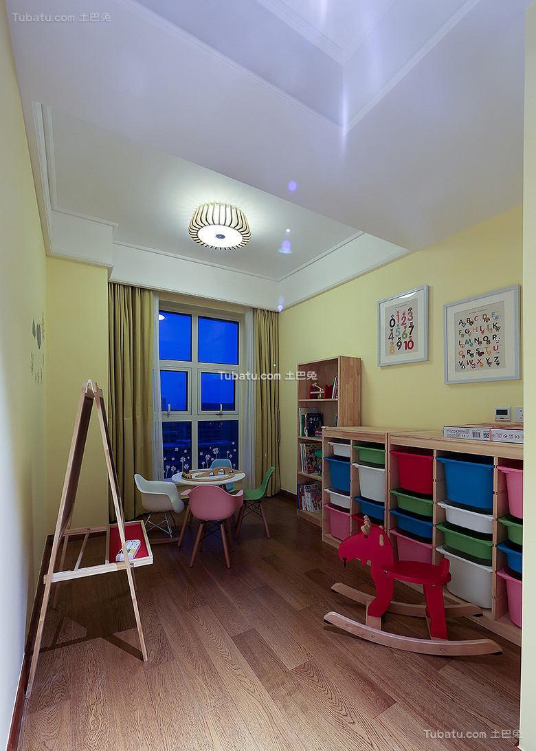 家居设计美式儿童房欣赏