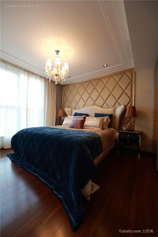 精致混搭卧室设计