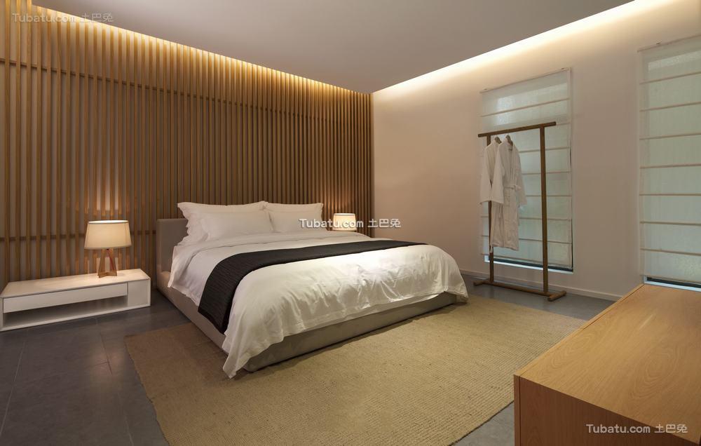 现代设计卧室欣赏2015
