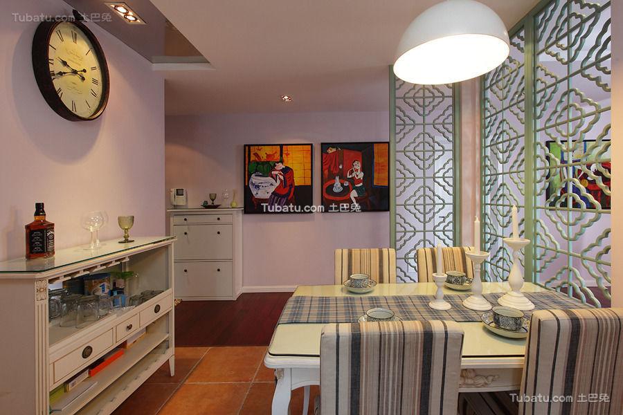 多元素混搭餐厅设计
