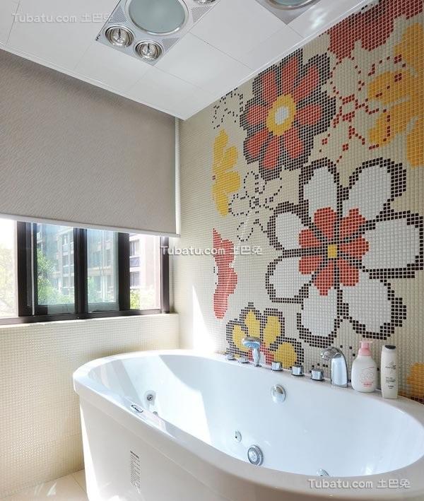 时尚潮流浴室设计