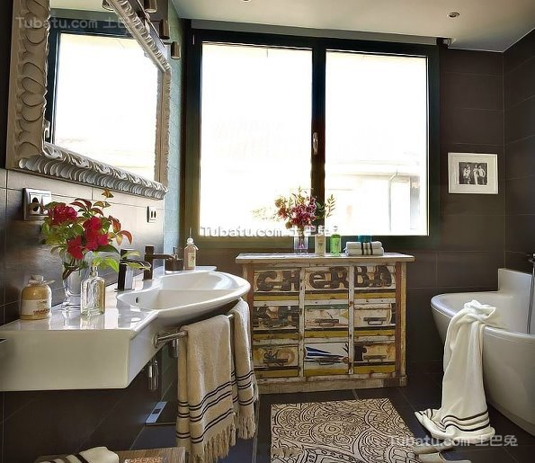 2015家居设计卫生间欣赏