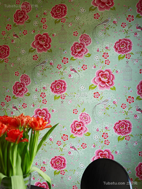 浪漫北欧风格壁纸