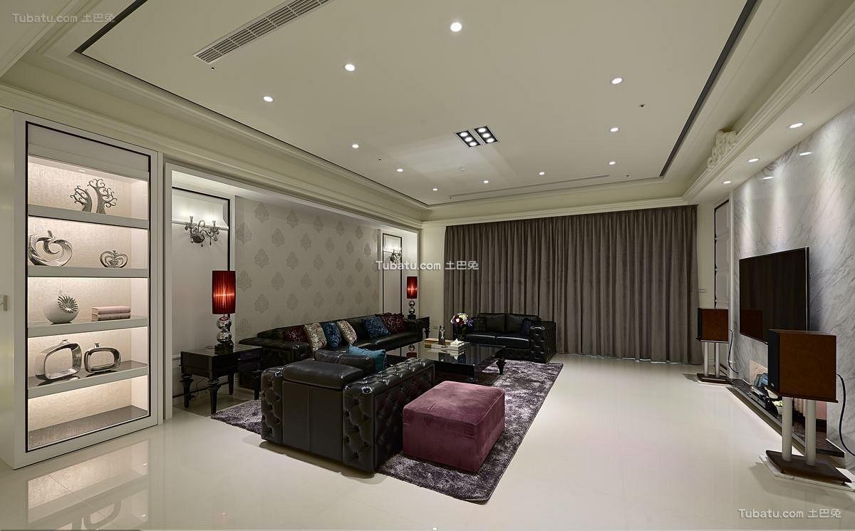 新古典装修风格客厅