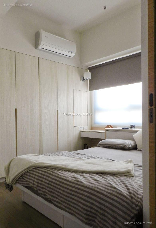 小户型卧室装修样板房