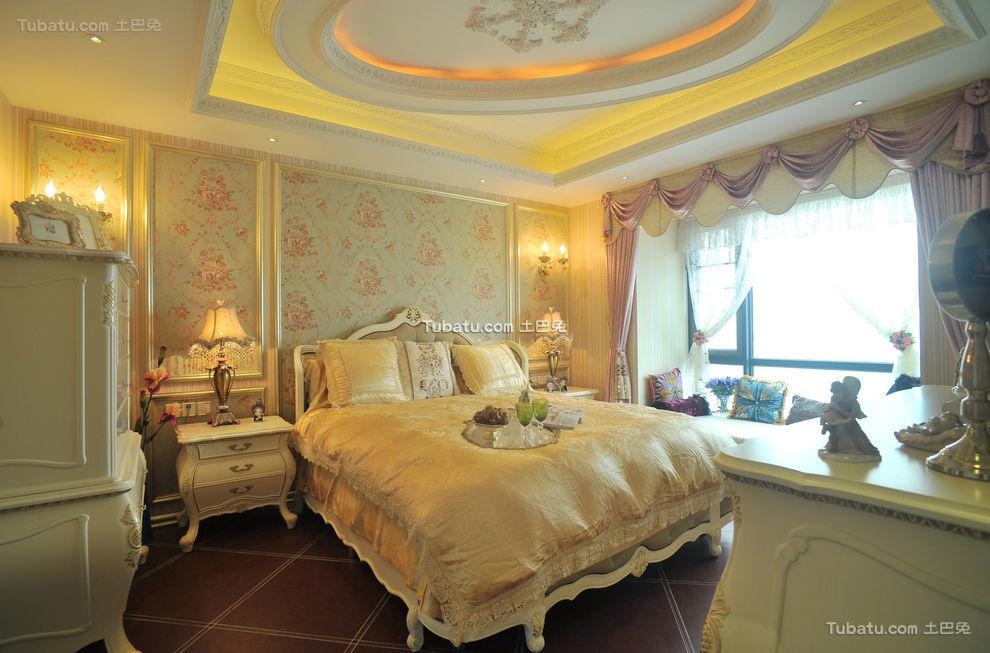 精美欧式卧室设计装修