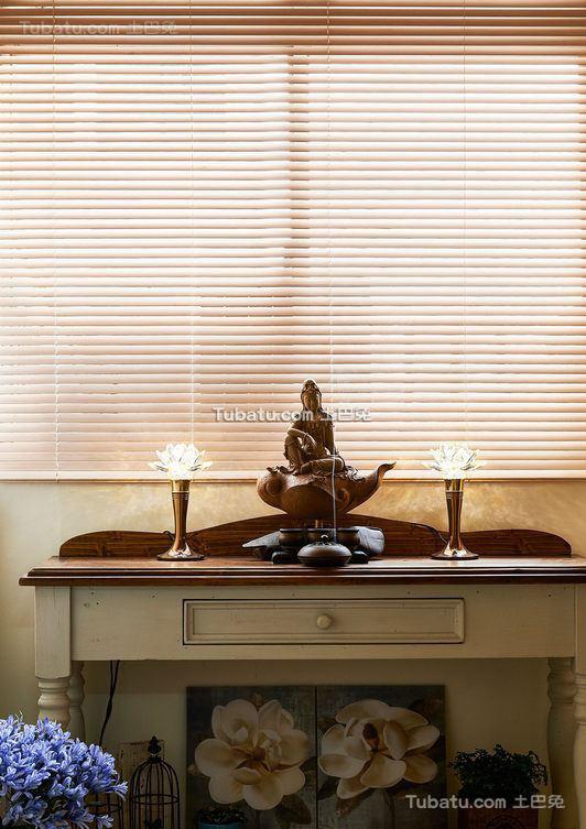 温馨美式两居室家居装饰效果图片