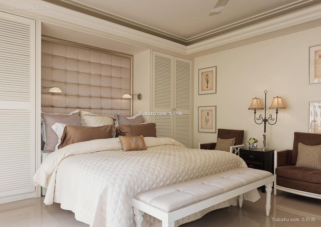 现代简约风格卧室图片欣赏