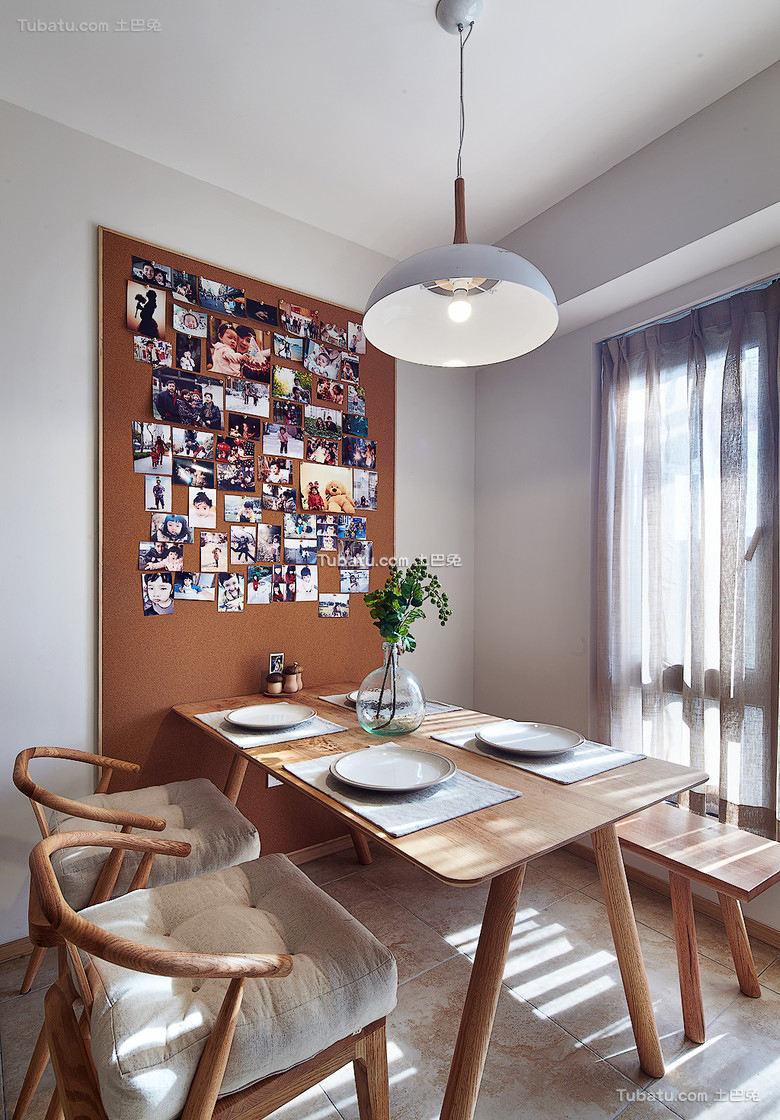 日式餐厅家居室内装修效果图片